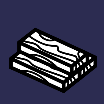 Timber Icon